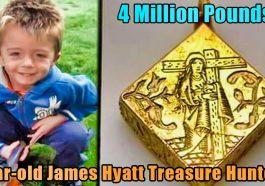 4 Million Pounds treasure 265x186 - Treasure Hunter: 3-year-old James Hyatt  finds 4 million in the UK