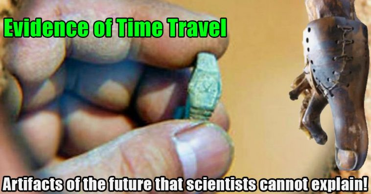 Artifacts of the future that scientists cannot explain 758x398 - Artifacts of the future that scientists cannot explain: evidence of time Travel