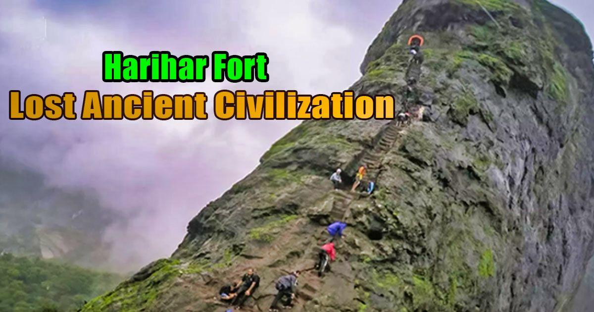 Harihar Fort - Lost Ancient Civilization Older Than We Were Told