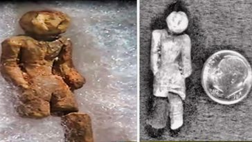 Nampha 364x205 - Worker Discover a 2-Million-year-old Doll in Nampa, Idaho
