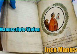 Peru recovers priceless Inca manuscript 265x186 - Peru recovers invaluable Inca manuscripts stolen during the occupation