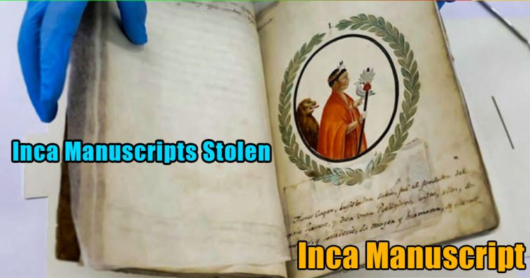 Peru recovers priceless Inca manuscript 758x398 - Peru recovers invaluable Inca manuscripts stolen during the occupation