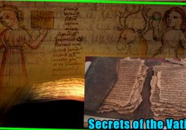 Secrets of the Vatican 265x186 - Secrets of the Vatican: Manuscript Reveals that Human Beings Have Supernatural Powers