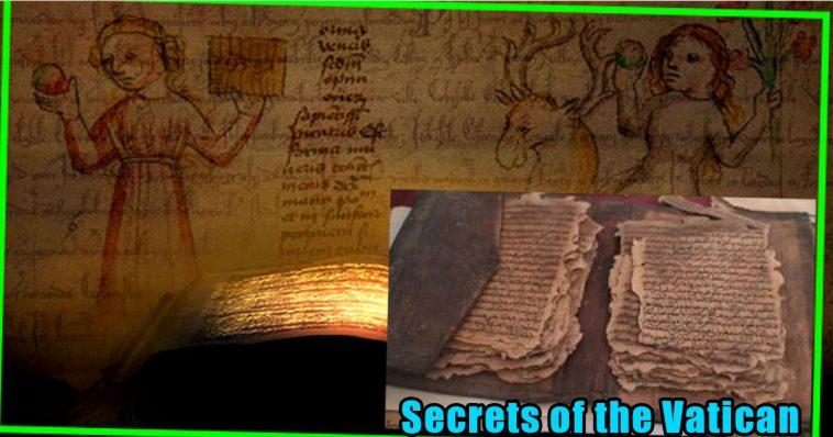 Secrets of the Vatican 758x398 - Secrets of the Vatican: Manuscript Reveals that Human Beings Have Supernatural Powers