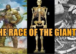 THE RACE OF THE GIANTS 265x186 - THE RACE OF THE GIANTS WHO INHABITED THE EARTH BEFORE THE GREAT FLOOD