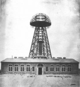Re-Build the Tesla Tower
