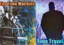 The Time Machine Time Travel 265x186 - This 2179 time traveler explains how the time machine brought him to our day