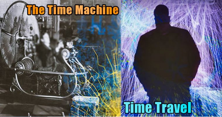 The Time Machine Time Travel 758x398 - This 2179 time traveler explains how the time machine brought him to our day