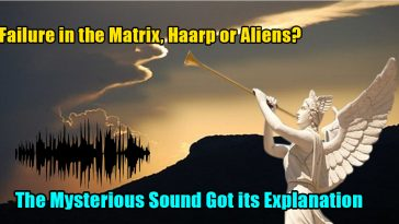 The mysterious sound got its explanation 364x205 - Bizarre Sounds From Nowhere Appear Over Denmark and UK - Failure in the Matrix, Haarp or Aliens?