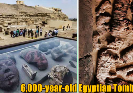6000 year old Egyptian Tomb 265x186 - New Discovered 6,000-year-old Egyptian Tomb Contains Unusual Mummies