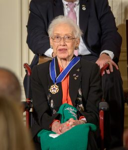 She took us to the Moon - mathematician Katherine Johnson is Dead 1