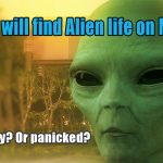 Nasa We will find Alien life on Mars 150x150 - What happens if we discover extraterrestrial life?