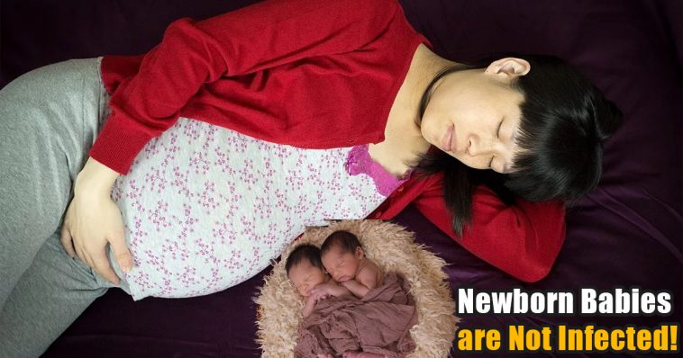 Newborn babies are not infected 758x398 - Newborn babies are not infected by the Coronavirus