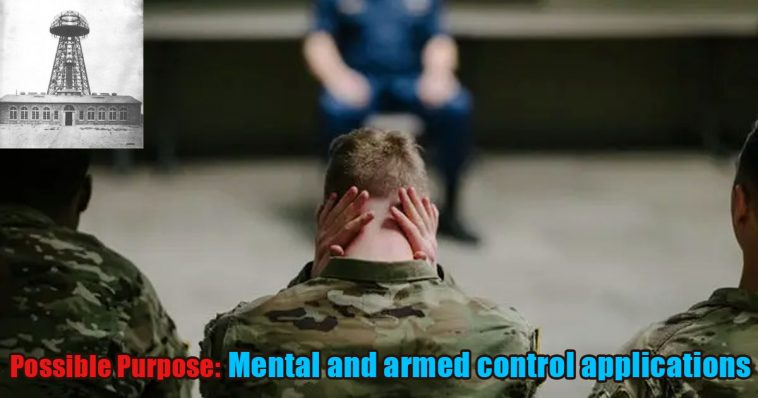 Possible Purpose Mental and armed control applications 758x398 - Texas Military Re-Build The Tesla Tower - Possible Purpose: Mental and armed control applications