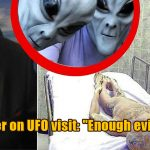 """Researcher on UFO visit Enough evidence 150x150 - Researcher on UFO visit: """"Enough evidence"""" - ALIENS"""