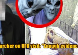 "Researcher on UFO visit Enough evidence 265x186 - Researcher on UFO visit: ""Enough evidence"" - ALIENS"