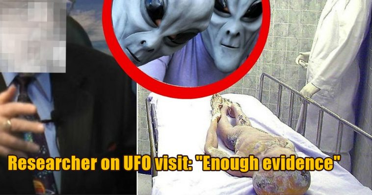 "Researcher on UFO visit Enough evidence 758x398 - Researcher on UFO visit: ""Enough evidence"" - ALIENS"