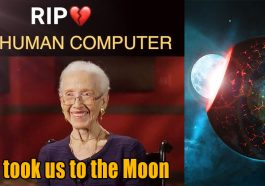 She took us to the Moon 265x186 - She took us to the Moon - mathematician Katherine Johnson is Dead