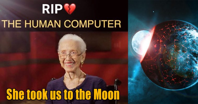 She took us to the Moon 758x398 - She took us to the Moon - mathematician Katherine Johnson is Dead