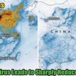 The coronavirus leads to sharply reduced emissions 150x150 - NASA images: The coronavirus leads to sharply reduced emissions