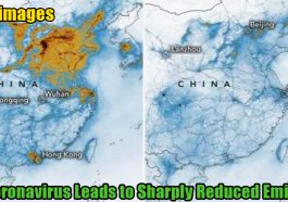 The coronavirus leads to sharply reduced emissions 265x186 - NASA images: The coronavirus leads to sharply reduced emissions