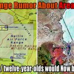 These aliens twelve year olds would now be in Area 51 1 150x150 - Area 51: So the truth about the aliens would be revealed