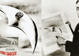 ufo23 265x186 - The first UFO pictures - Attention, photos from the CIA library - part 1