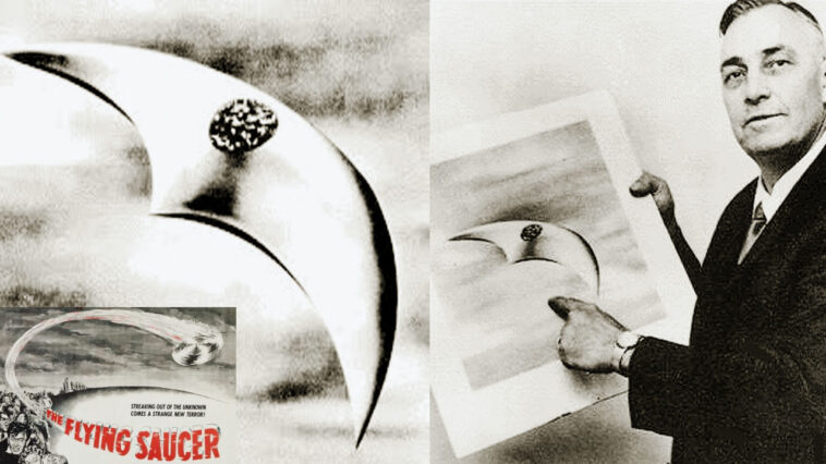 ufo23 758x426 - The first UFO pictures - Attention, photos from the CIA library - part 1