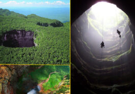 SARISARINAMA 265x186 - Cerro Sarisariñama: An enigmatic hole that leads to a totally unknown world