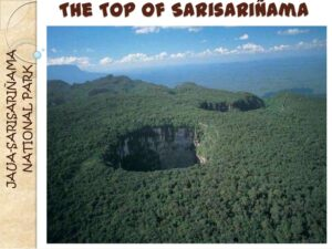 Cerro Sarisariñama: An enigmatic hole that leads to a totally unknown world 1