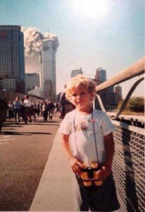 """9/11 anniversary: """"I burned alive"""" - The 9/11 Hoax That Wasn't 1"""