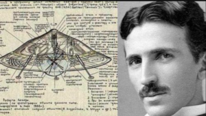 Hidden world - 300 unpublished documents of Nikola Tesla finally published 2