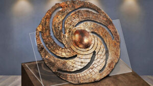 Who made the 'Disco Colgante' and why? - Mysterious 2,000-Year-Old Disco Colgante 1