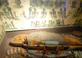 san diegovered 265x186 - Archaeologists Unearth Egyptian Tomb in San Diego - Mysterysterious Saw Markings