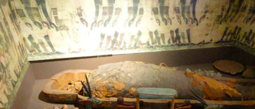 san diegovered 364x156 - Archaeologists Unearth Egyptian Tomb in San Diego - Mysterysterious Saw Markings