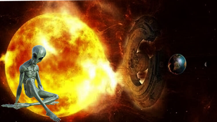 alien storm 758x426 - UPDATE TODAY: Giant UFO Has Deviated a Huge Solar Storm Away From Earth (Video)